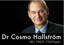 Dr Cosmo Hallstrom